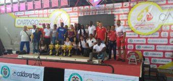 En Cartago, Valle Oro Puro se catapultó como campeón nacional juvenil de pesas
