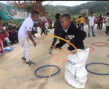 Valle es hora de jugar: Celebración del Mes de la Niñez llegó al municipio de Bolívar llevando alegría y sonrisas