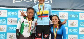 Valle del Cauca brilla en la pista del Campeonato Nacional Juvenil de Ciclismo en Bogotá