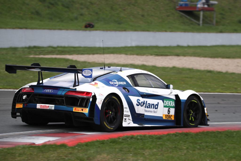 Piloto Valle Oro Puro Óscar Tunjo competirá en el Campeonato ADAC GT Masters en República Checa