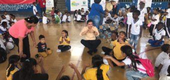 Abril: mes de alegrías, risas y juegos para la niñez vallecaucana