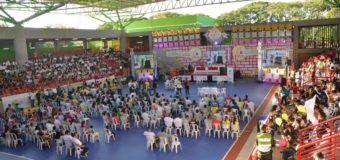 Complejo Deportivo Óscar Figueroa abrió sus puertas al deporte nacional en Cartago