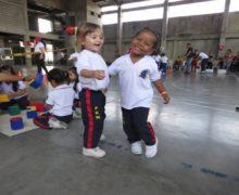 Con actividades especiales, niños de psicomotricidad celebrarán el Mes de la Niñez