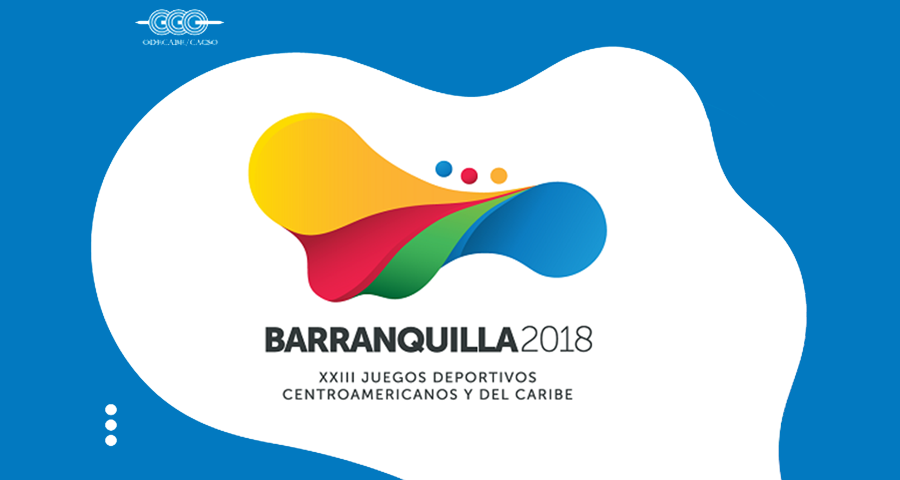 Hasta el 20 de abril se podrán acreditar medios para los Juegos Centroamericanos y del Caribe 2018