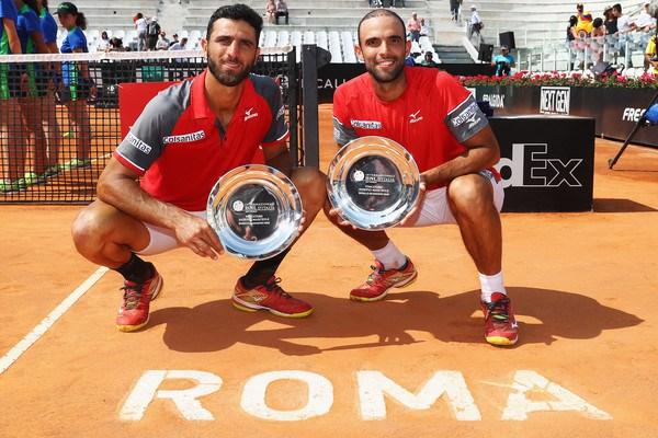 Cabal y Farah, del Valle Oro Puro, primeros colombianos en ganar un Masters 1.000