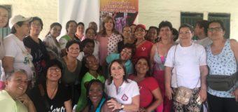 Mujeres de Cali fortalecieron su liderazgo en campamento recreativo de Indervalle