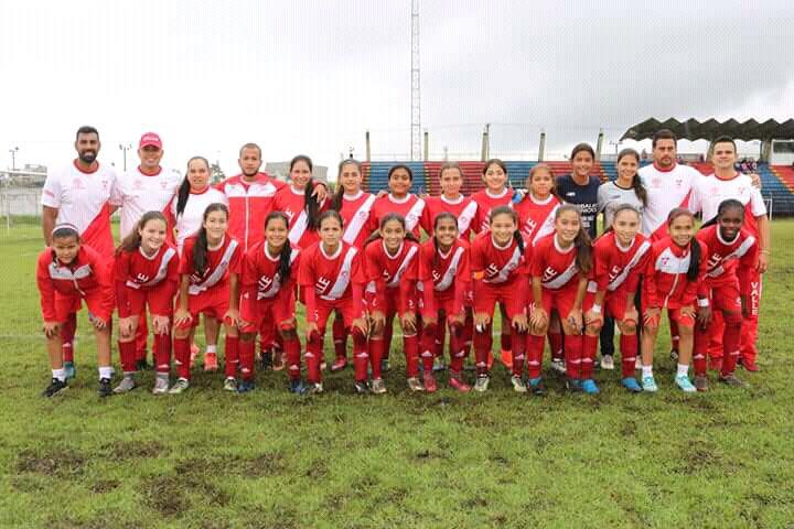 Valle marcó la diferencia en Nacional Infantil de fútbol