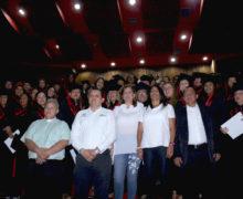 Mujeres vallecaucanas se graduaron del diplomado en recreación y dirigencia deportiva de Coldeportes