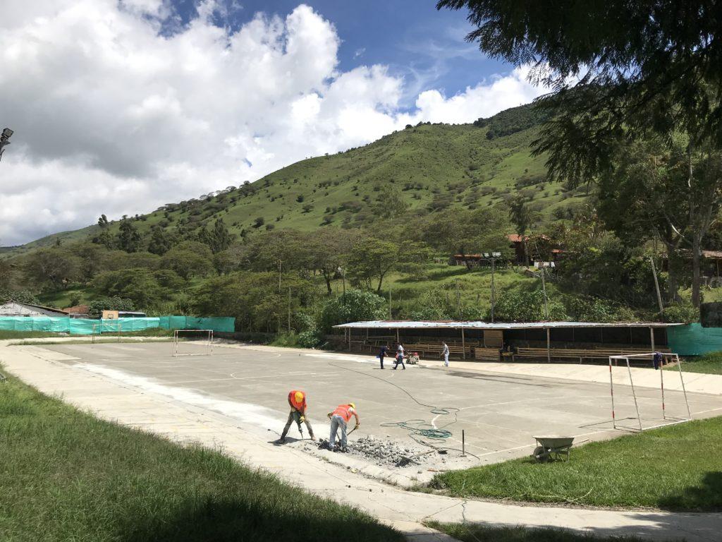 Gobernadora del Valle sigue cumpliendo lo prometido en infraestructura deportiva para el departamento