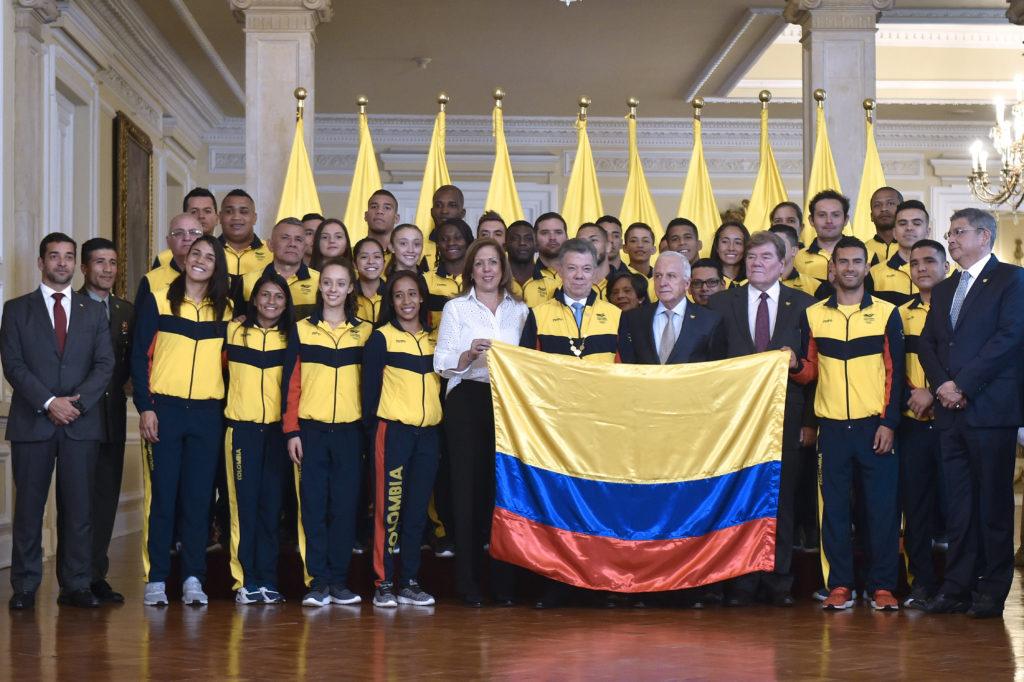 Atletas Valle Oro Puro están listos para Juegos Centroamericanos y del Caribe 2018