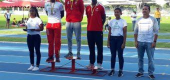 A toda carrera, llegaron medallas para el Valle Oro Puro en el Nacional de atletismo de Barranquilla