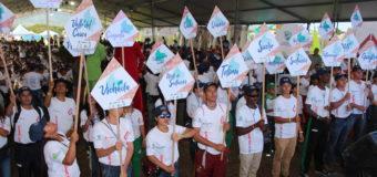 La delegación campista de 'El Valle Está en Vos' participa en el XXVII Campamento Juvenil Nacional