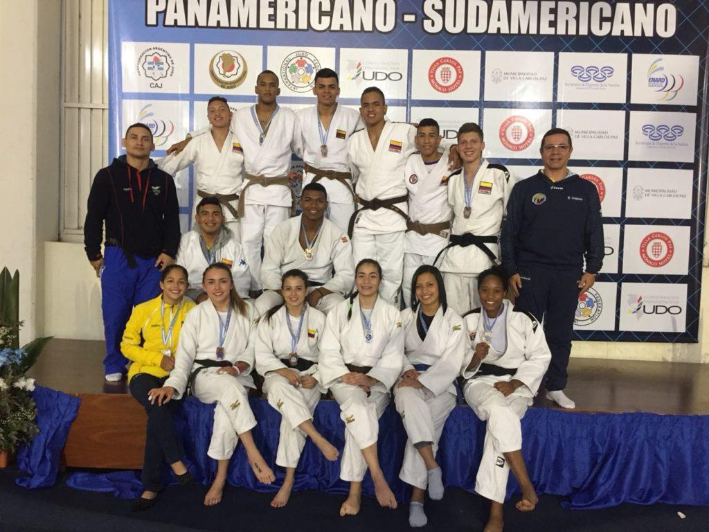 Judocas vallecaucanos brillan en el exterior, buscando cupo a los Olímpicos Juveniles