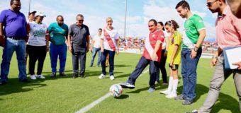 Volvió el fútbol al estadio Doce de Octubre de Tuluá