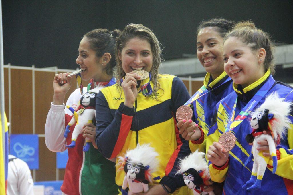 Valle del Cauca sigue sumando medallas para Colombia en los Centroamericanos