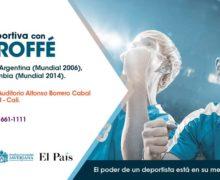 El poder de un deportista está en su mente: Marcelo Roffé, psicólogo de la Selección Colombia de fútbol