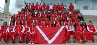 Selección Valle de natación busca un nuevo título nacional