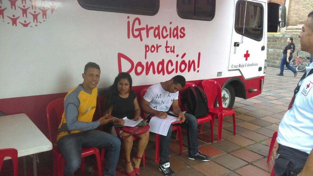 Indervalle se suma a la campaña Gotas Donadas Vidas Salvadas