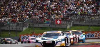 Oscar Tunjo compite este fin de semana el Campeonato Europeo GT Masters en Holanda