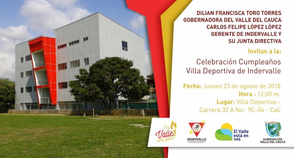 La Villa Deportiva celebrará sus primeros dos años de funcionamiento