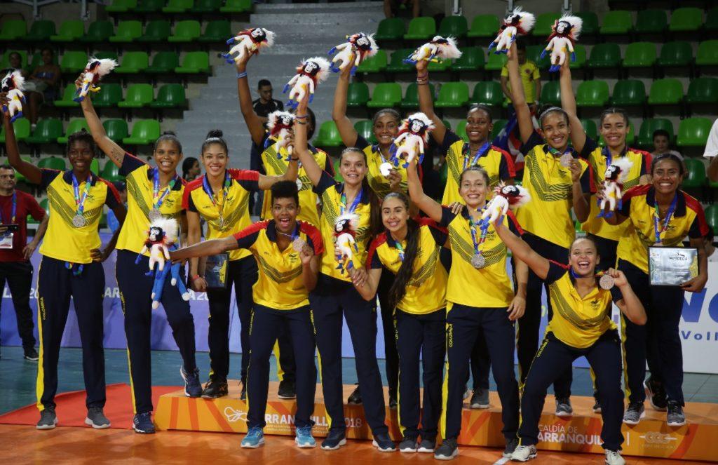 El Valle Oro Puro marcó la diferencia en los Juegos Centroamericanos y del Caribe 2018