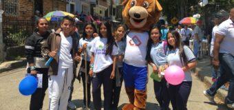 """Indervalle se sumó a la campaña del gobierno departamental """"12 horas de oxígeno"""" en la Comuna 1 de Cali"""