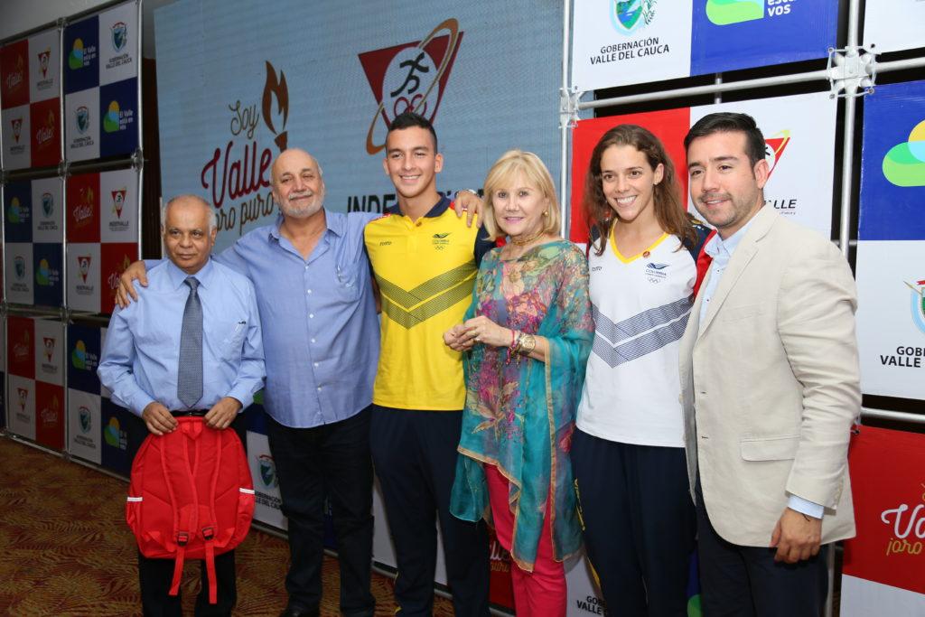 Atletas vallecaucanos, listos para participar en los Juegos Olímpicos de la Juventud Buenos Aires 2018