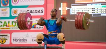 Con un Jonathan Rivas inspirado, Colombia levantó el título Panamericano de Pesas