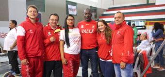 El Valle reafirma su liderazgo en atención integral a deportistas de altos logros