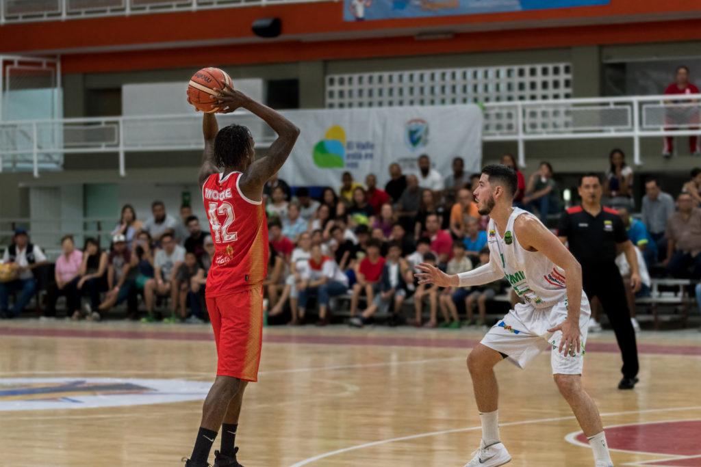 Fast Break Valle Oro Puro lidera la conferencia occidental de la Liga Profesional de Baloncesto