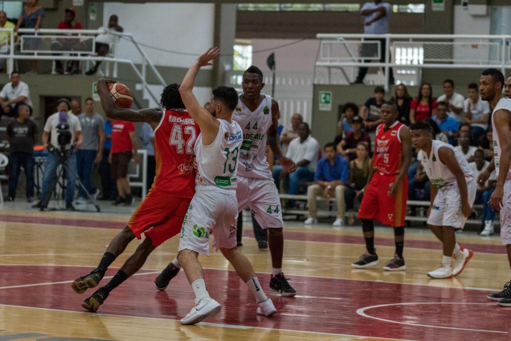 Doble triunfo de Valle sobre Antioquia en la Liga Colombiana de Baloncesto
