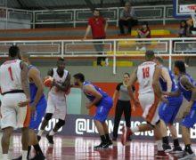 Fast Break Valle Oro Puro cayó en su debut en la Liga Sudamericana de Baloncesto