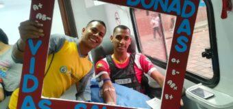 Con rotundo éxito, el Valle cumplió con la campaña de 'Gotas donadas vidas salvadas'