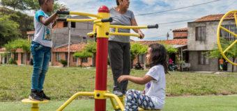 La Gobernación del Valle le cumple a Cartago: estrenan nuevo escenario deportivo en el barrio Rosales