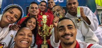 Decena de medallas doradas en Manizales y el título nacional de judo para el Valle Oro Puro