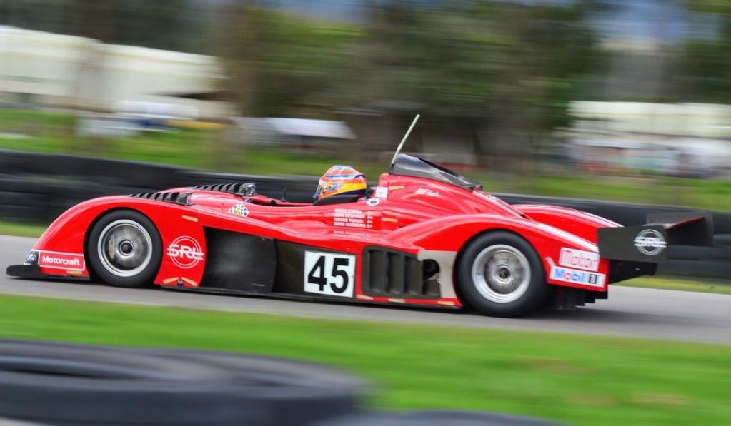 Óscar Tunjo competirá en el Campeonato Nacional de Automovilismo en Tocancipá