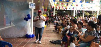 El mes de los niños se celebra con Psicomotricidad y sus festivales de estimulación