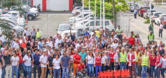 En Indervalle se cumplió el Simulacro Nacional de Respuesta a Emergencias