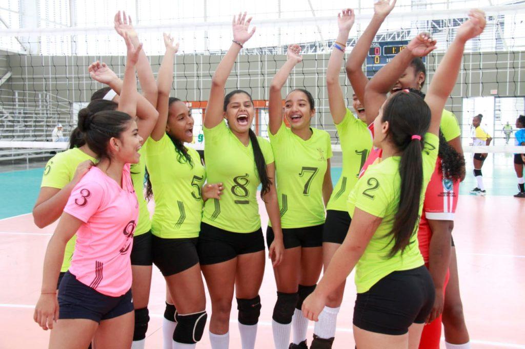 Ocho equipos clasificó el Valle a la final Nacional de Supérate Intercolegiados.