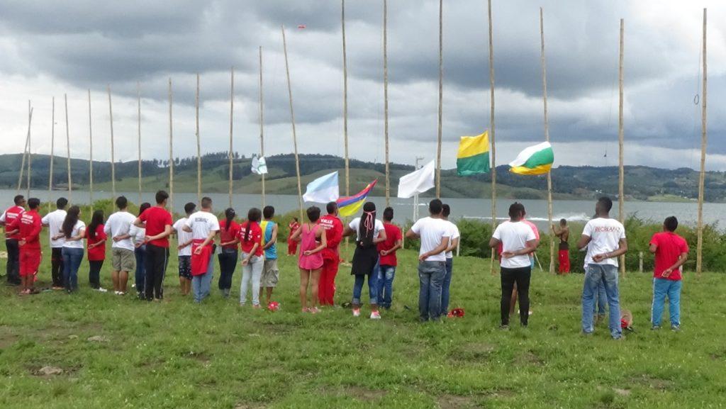 Jóvenes del Valle fortalecen habilidades de liderazgo y empoderamiento, a través de los Campamentos Juveniles