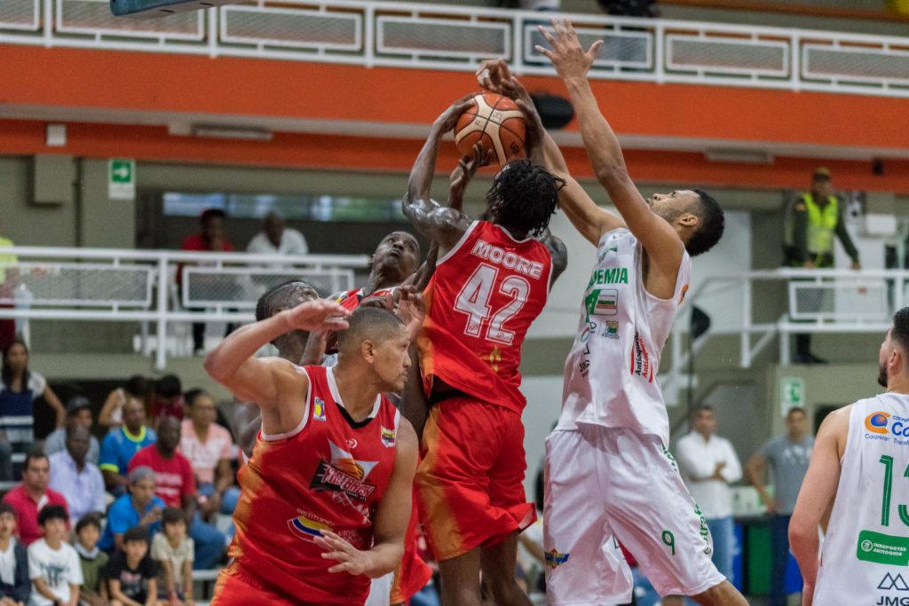 Fast Break Valle Oro Puro está listo para afrontar semifinales de la Liga Profesional de Baloncesto