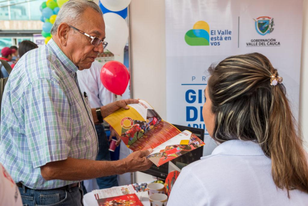 Indervalle acercó sus servicios a los ciudadanos en Feria de la Transparencia