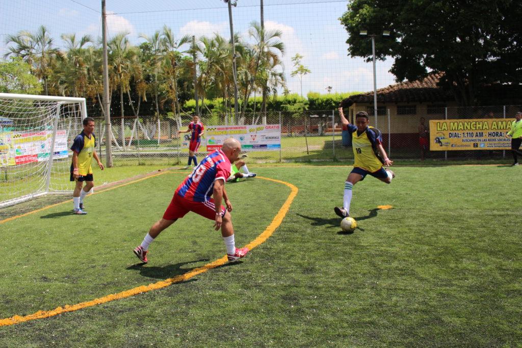 Se mueve el balón con la Mancha Amarilla en sus Juegos Departamentales Oro Puro