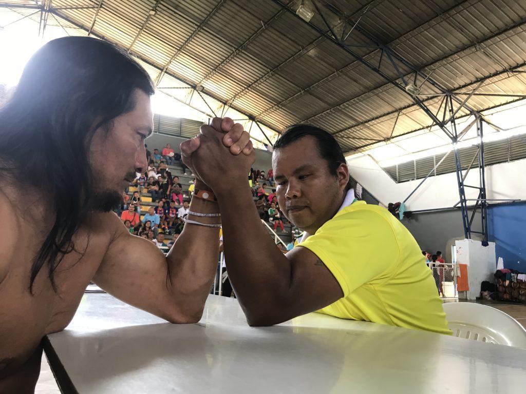 Así terminaron los Juegos Departamentales de los Pueblos Indígenas 2018