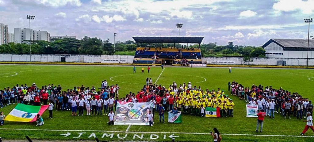 Por la hermandad y la inclusión, gobierno del Valle inaugura los primeros Juegos Departamentales de los Pueblos Indígenas