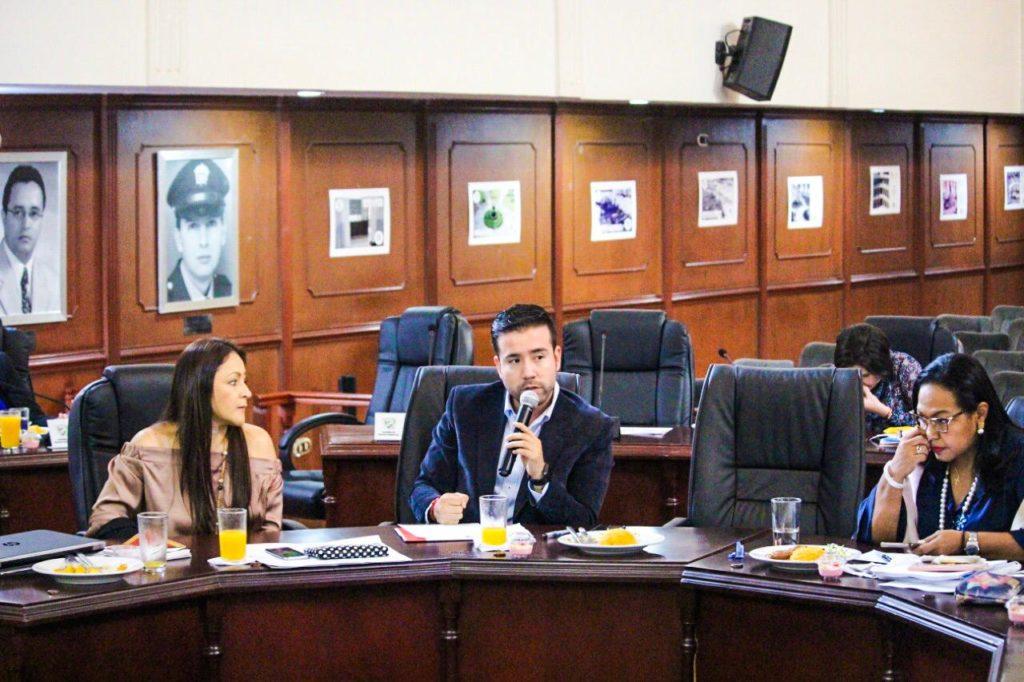 Indervalle presentó ante la Asamblea el presupuesto para 2019