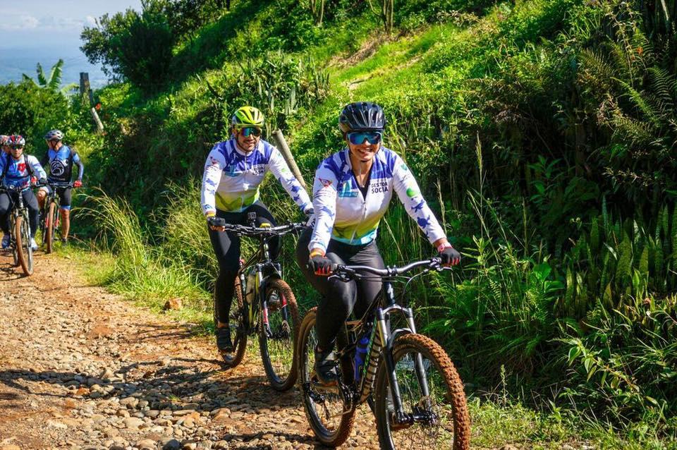 Rutas por la Paz, en Caicedonia, un ejemplo de integración vallecaucana