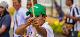 Los juegos tradicionales con los que los pueblos indígenas del Valle rinden honores a sus costumbres ancestrales