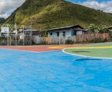 Los lugares más apartados de la geografía vallecaucana también reciben inversión en infraestructura deportiva y recreativa