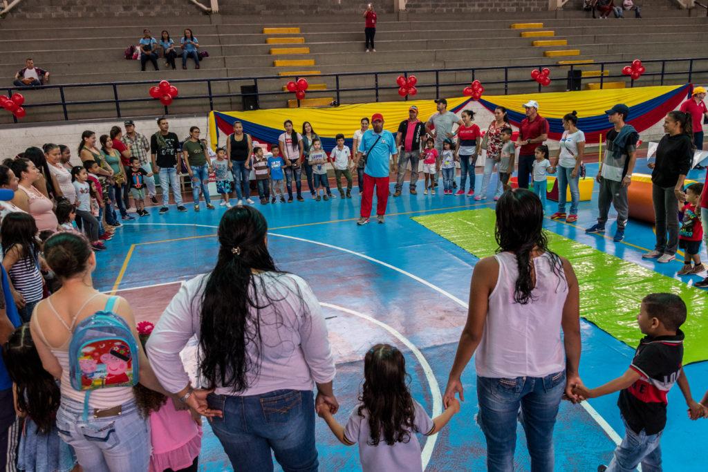 En Yumbo se llevó a cabo un nuevo festival recreativo de Psicomotricidad
